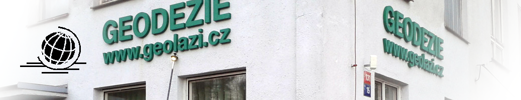 Geodetická kancelář – Ing. Luděk LAZUR